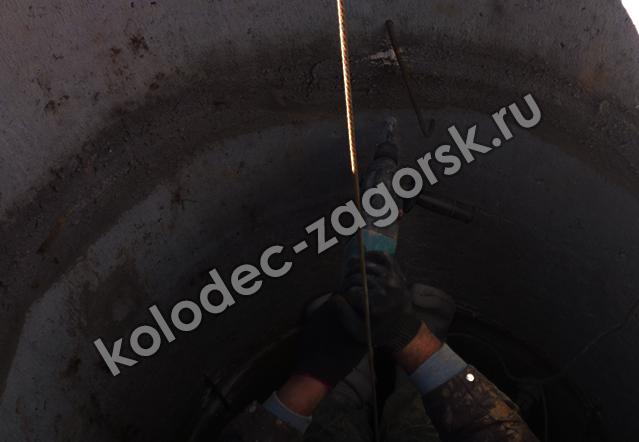 периодичность ремонта колодца