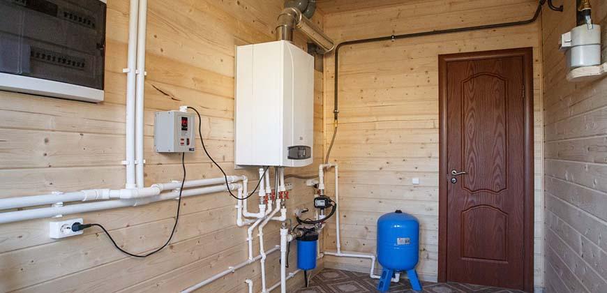 Монтаж отопления для дачи под ключ цена