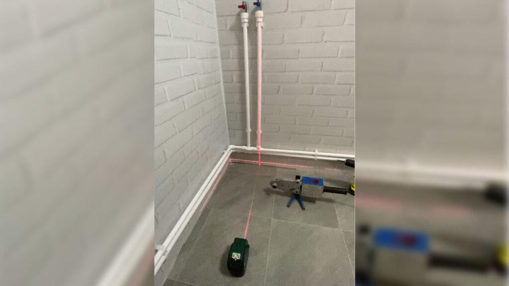 монтируем водоснабжение в доме