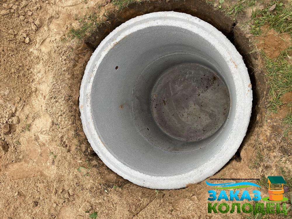 Особенности установки септиков из колец в Киржачском районе